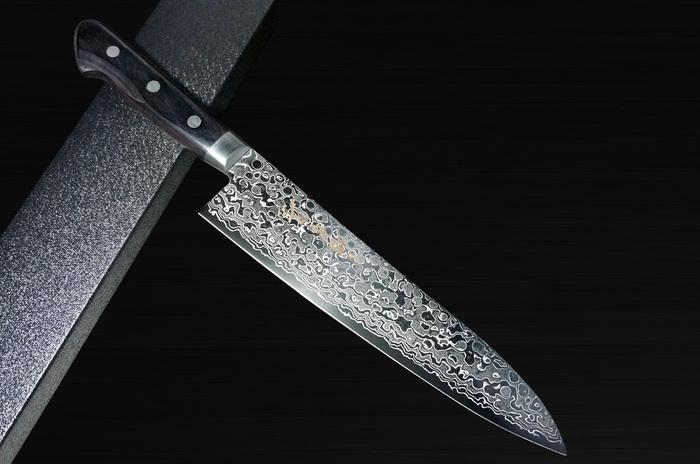 Sakai Takayuki 45-Layer Damascus Mirrored